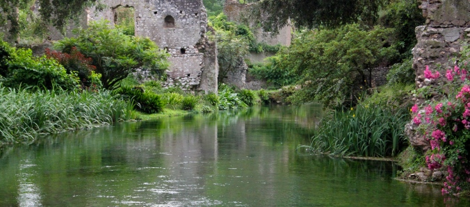 Garden of Ninfa