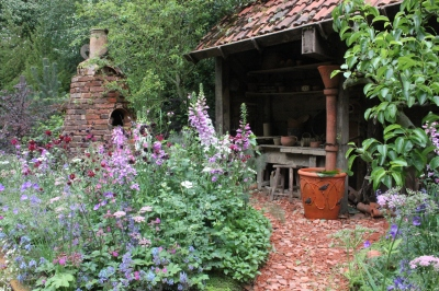 The Potters Garden