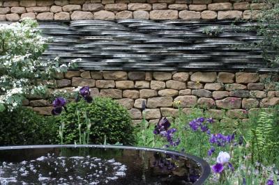 Tour de Yorkshire garden
