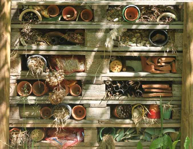 Insect Hotel - Hyde Hall