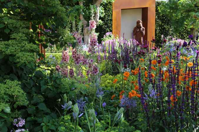 Chris Beardshaw's 'Healthy Cities Garden'