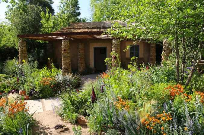 Hope In Vulnerability Sentebale Garden
