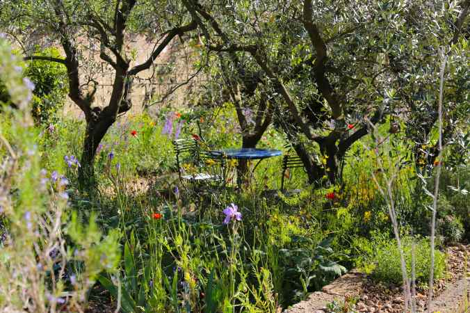 A Perfumer's Garden for  L'Occitane
