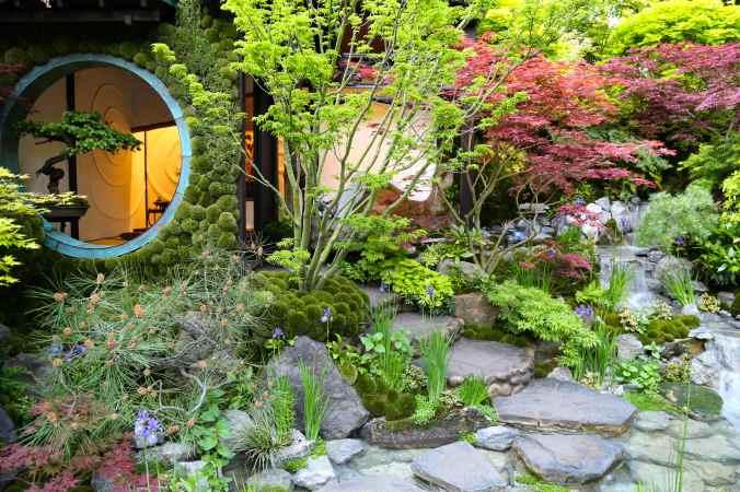 Kazuyuki Ishihara Japanese Garden
