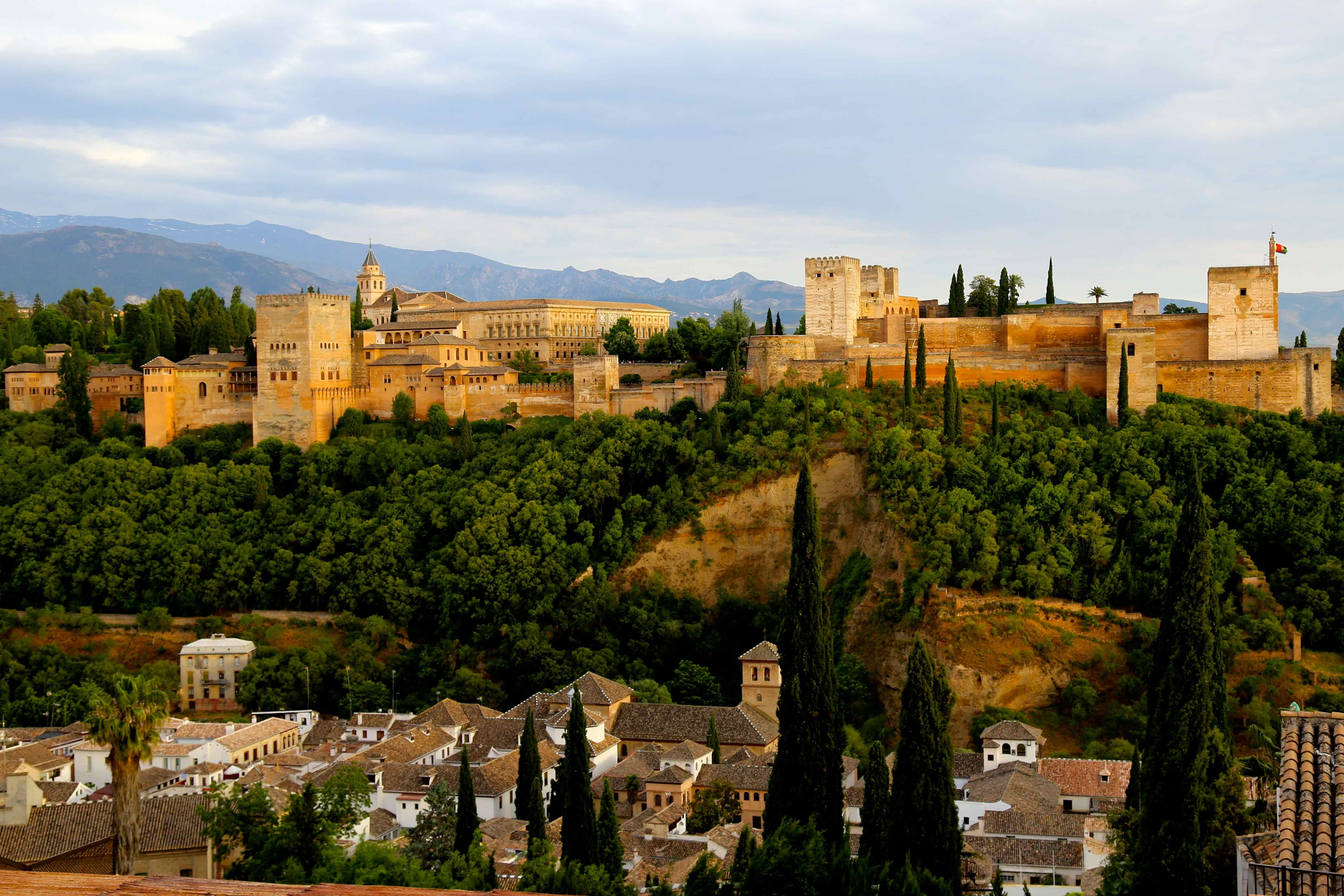 The Gardens of the Alhambra and Generalife, Granada, Spain – Part ...