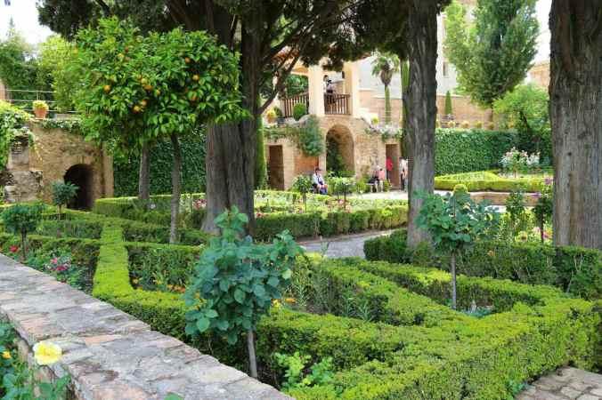 Partal Gardens
