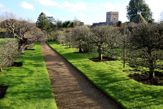 Walled Garden Fruit Trees